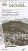 Ferienland Bernkastel-Kues 1 : 25 000
