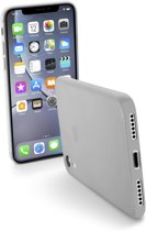 Cellularline Zero mobiele telefoon behuizingen 15,5 cm (6.1'') Hoes Transparant