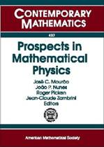 Prospects in Mathematical Physics
