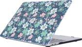 Mobigear Hardshell Case Bloemen Serie 2 Macbook Pro 13 inch Thunderbolt 3 (USB-C)