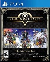 Kingdom Hearts: The Story So Far - PS4 (import)