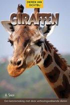 Dieren van dichtbij - Giraffen
