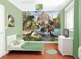 Walltastic Behang Walltastic Posterbehang Dinosaurus