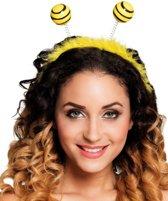 Bijen haarband voor volwassenen - Verkleedattribuut
