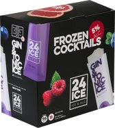 Frozen Cocktails 5% - Gin Tonic ICE 50-pack