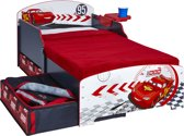 Cars - Bed - Rood