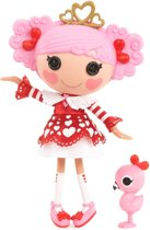 Lalaloopsy Pop Queenie Red Heart - Pop