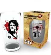 The Walking Dead Daryl Glas Bierglas
