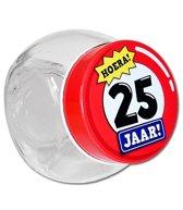 Paperdreams Candy Jars nr.4 - 25 jaar
