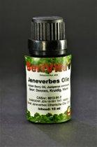 Jeneverbes Olie 100% 10ml - Etherische Olie