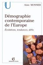 Démographie contemporaine de l'Europe