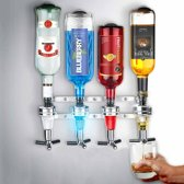 LED Bar Butler Shots Dispenser (voor 4 flessen)