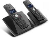 Thomson Beryl - Duo DECT telefoon - Zwart