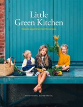 Boek cover Little Green Kitchen van David Frenkiel (Hardcover)