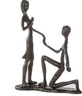 Sculptuurtje huwelijk