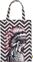GINGER Indian Tote Bag