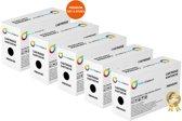 Huismerk 5X Premium Toner voor Brother TN3480 3430 Toners-kopen_nl