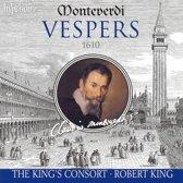 Monteverdi: Vespers Complete 1610 Publication Incl