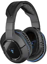Turtle Beach Ear Force Stealth 500P Wireless 7.1 DTS Headphone:X Virtueel Surround Gaming Headset - Zwart (PS4 + PS3 + Mobile)