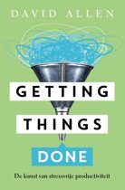 Boek cover Getting things done van David Allen