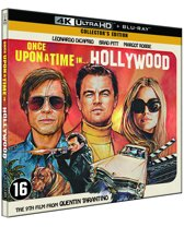 Once Upon A Time In Hollywood - Limited edition Vinyl (4K UHD + Blu-ray)
