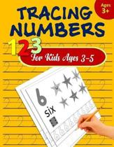 Tracing Numbers Books for kids ages 3-5