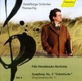 Symphony No.3/String Symphony No.11