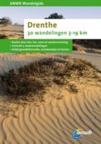 Omslag van 'ANWB wandelgids - Drenthe'