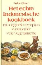 Het echte Indonesische kookboek. 180 originele recepten waaronder vele vegetarische