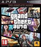 Grand Theft Auto 4 (GTA 4), Episodes from Liberty City (Essentials)  PS3
