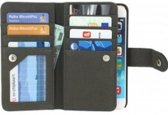 Mobilize All-In-One Wallet Book Case Apple iPhone 6 Black