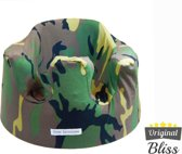 Bumbo seat cover - Bumbo floorseat cover - Bumbo hoes - Camouflage