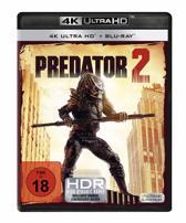 Predator 2 (Ultra HD Blu-ray & Blu-ray)