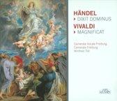 Haendel: Dixit Dominus; Vivaldi: Magnificat