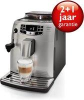 Saeco Intelia Deluxe HD8904/01 - Volautomaat espressomachine - Zilver