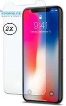 2 stuks  Screenprotector / Tempered Glass / Beschermglas / Gehard Glas /Telefoonglaasje voor iPhone 7 / 8