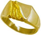 Rivier van goud, Gouden Zegelring 20mm