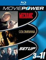 Moviepower Box 1: Actie (Blu-ray)