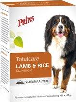 Prins Totalcare Diepvries Lam & Rijst - Hondenvoer - 15 kg