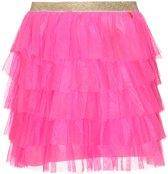 Mim-pi Meisjes Rok - Roze - Maat 134