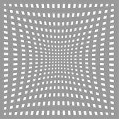 Pronty Mask stencil Square Stretch 150x150 milimeter 470.801.043 150x150mm