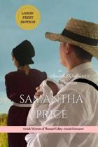The Amish Widower's Promise LARGE PRINT