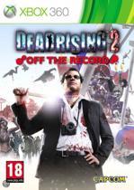Dead Rising 2, Off the Record  Xbox 360