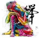 Patrice Murciano - Fotobehang Buddha - 366 x 253 cm - Multi