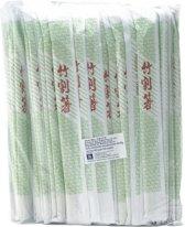 DIAMOND Eetstokjes - Bamboe - 100 Stuks
