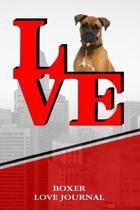 Boxer Love Journal