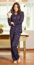 Sierlijke Ringella pyjama donker blauw