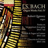 J.S. Bach Organ Works Vol. Iv