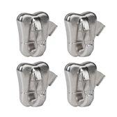 STAS zipper pro (set van 4 stuks)