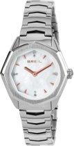 Breil TW1702 horloge dames - zilver - edelstaal